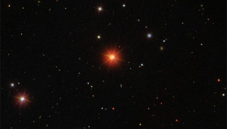 Система из 5 звезд