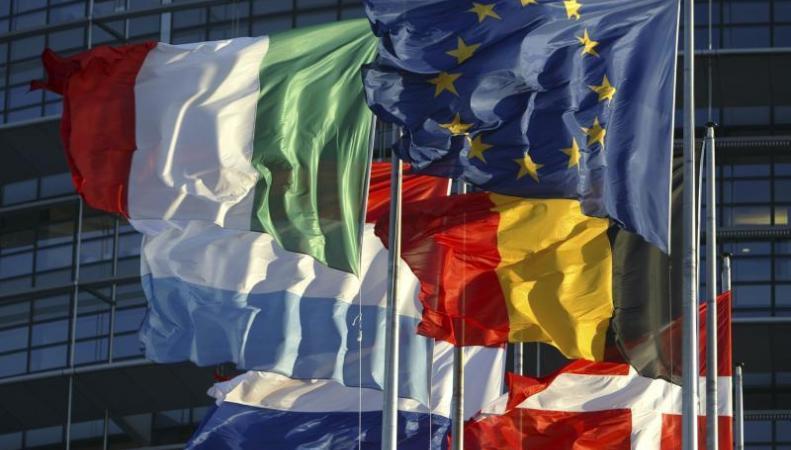 Санкции ЕС будут опубликованы во вторник