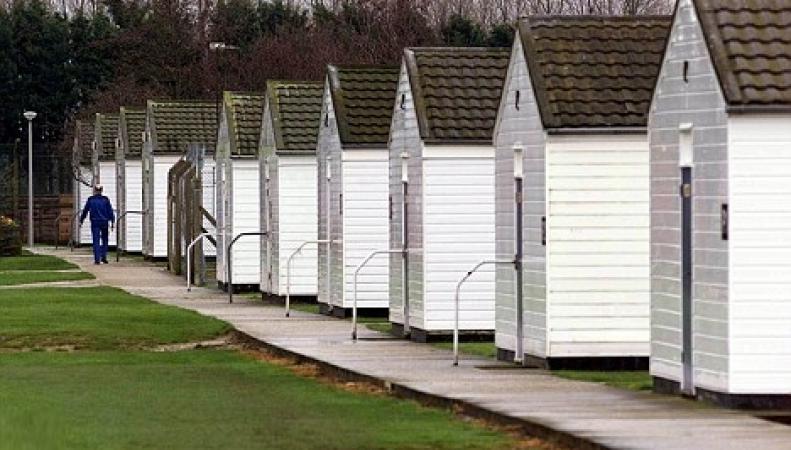 тюрьма-поселение в Сассексе