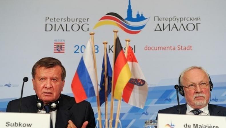 """Как председатель совета директоров """"Газпрома"""" поссорил Россию и Германию"""