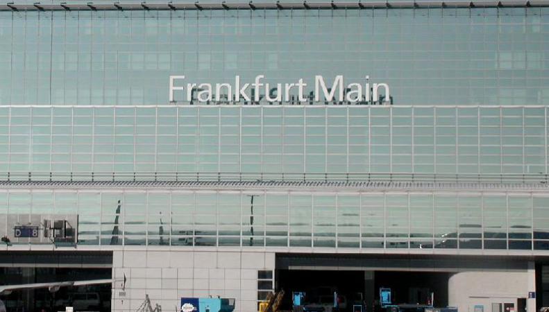 Аєропорт Франкфурта-на-Майне