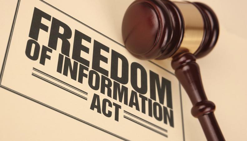 закон о свободе информации