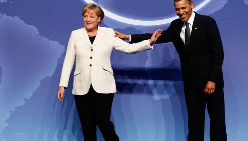 В Германии идет волна протестов против американизации