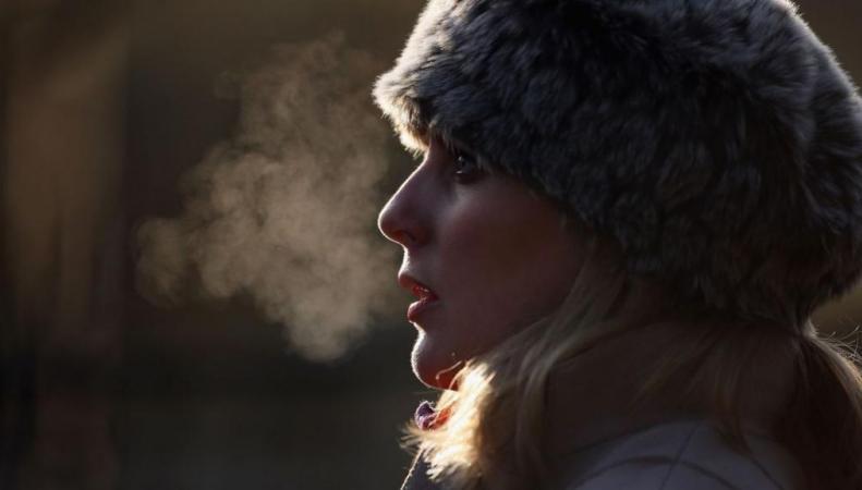морозное дыхание