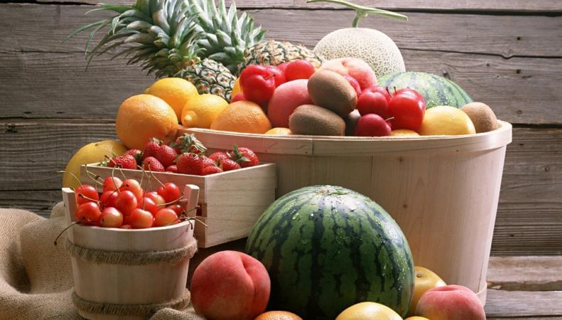 Употребление фруктов в большом количестве снижает риск смерти в 2 раза