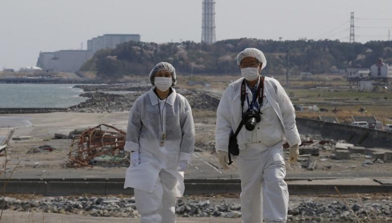 """Работы на месте """"Фукусимы-1"""""""