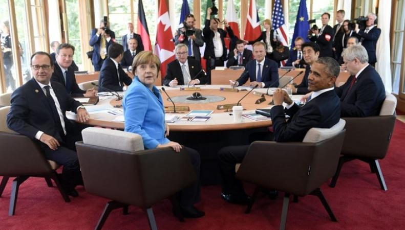Генсек кабмина Японии: приглашение Путина на саммит G7 - под вопросом