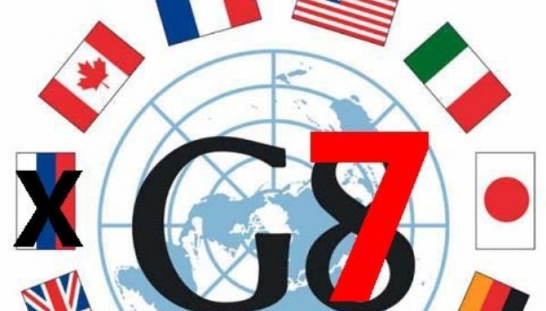 Канада против возвращения России в G7