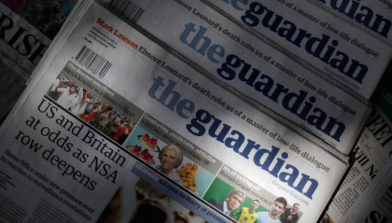 Guardian и Washington Post удостоились Пулитцеровской премии