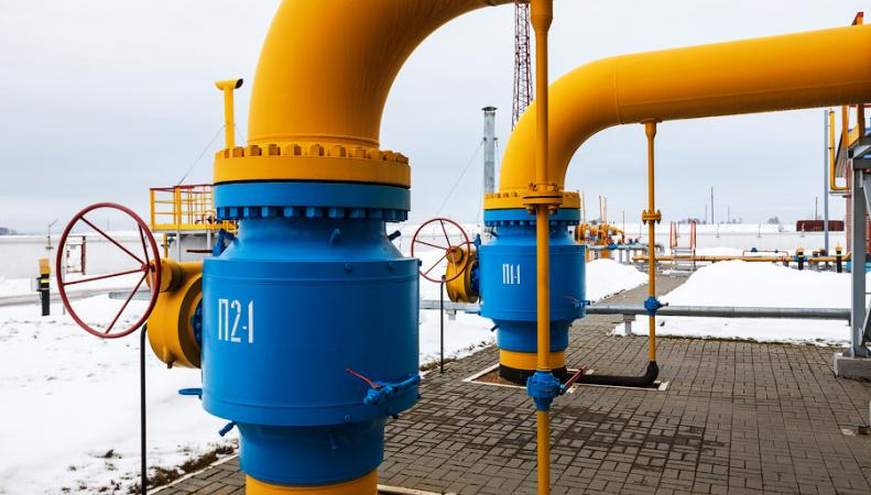 Словакия начинает реверсные поставки газа на Украину