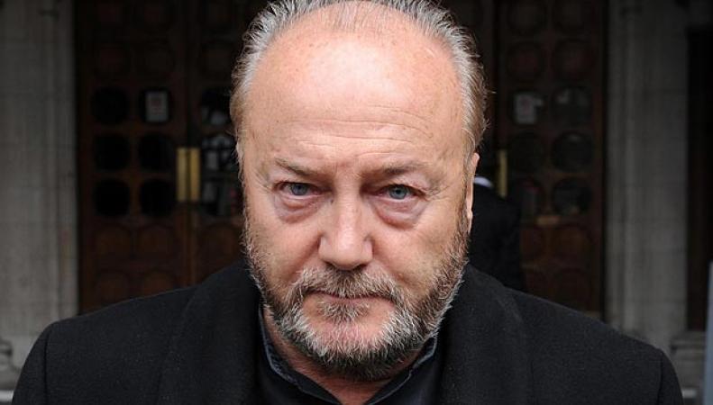 Джордж Гэлловей