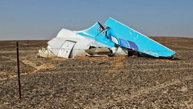 Британия и США скрывают разведданные о гибели самолета в Египте