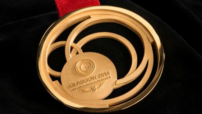 Медали Игр Содружества