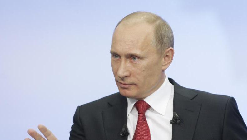 Глава МИЛ Украины возле здания посольства РФ оскорбил Путина