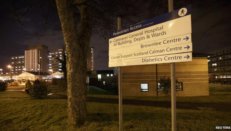 Больница Глазго