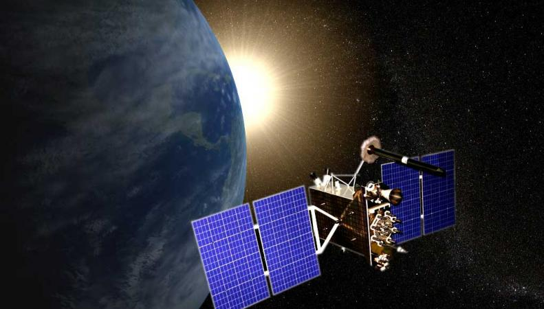 Россия вывела на орбиту второй спутник «Глонасс-К», http://www.spacecorp.ru/
