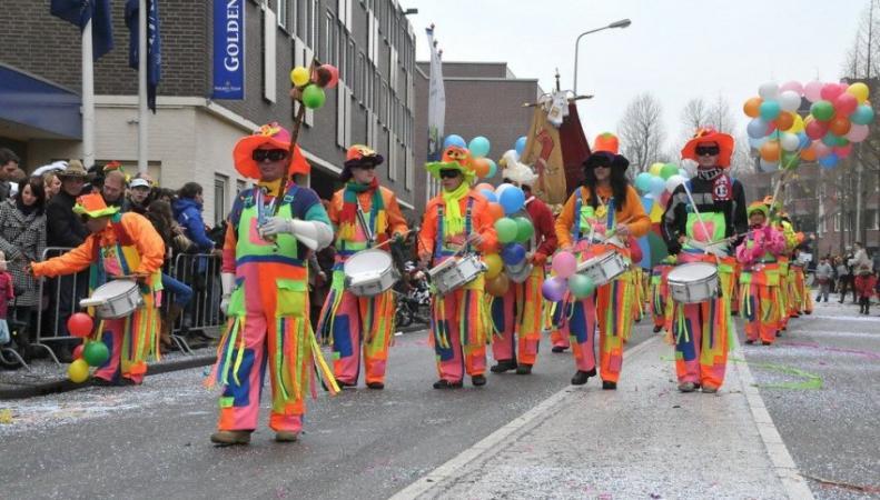 В Голландии на карнавале произошел смертельный инцидент