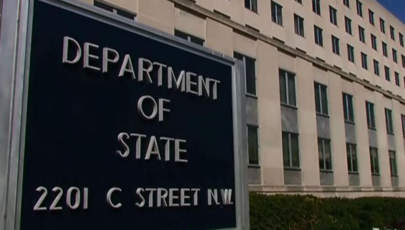 Госдепартамент США предостерегает своих граждан от поездок на Украину