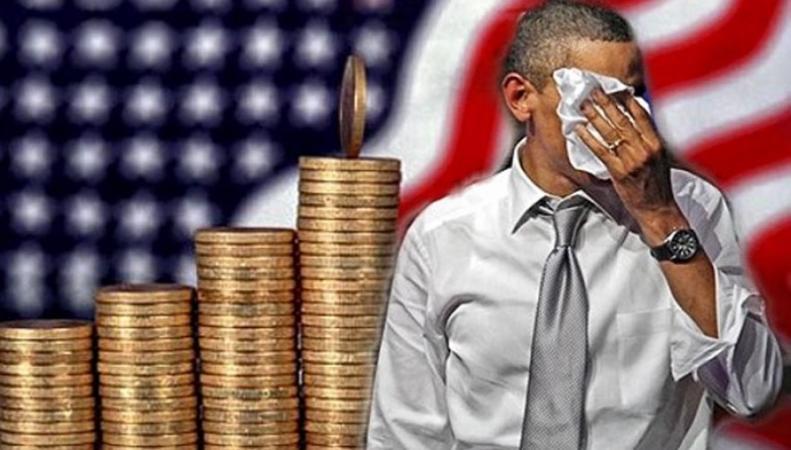 Госдолг США скупает Россия