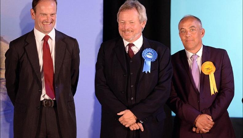 кандидаты на довыборах в Клактоне