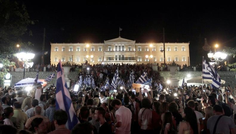Референдум в Греции ударит Европу