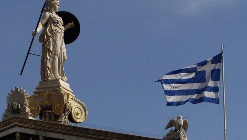В Греции стартовали выборы в парламент страны