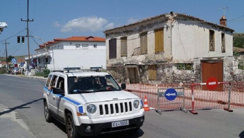 На греческой границе задержаны двое британцев с большим арсеналом оружия