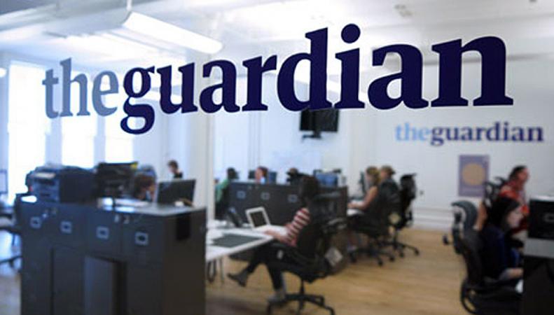 Главред британского издания «Guardian» А. Расбриджер стал лауреатом премии
