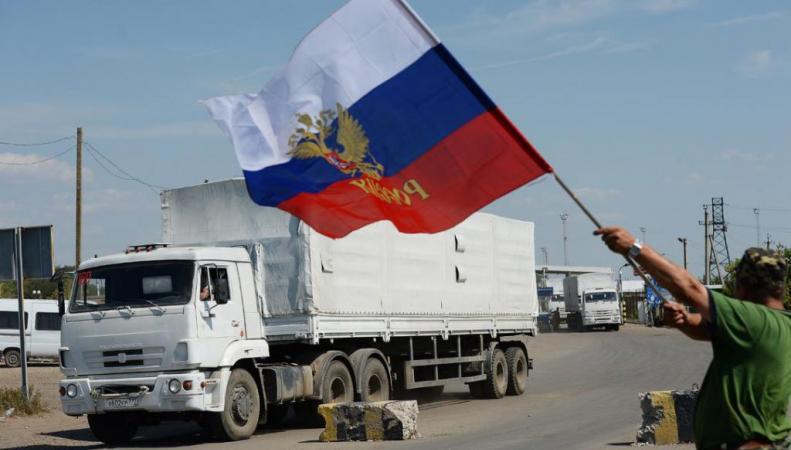 Гумконвой с помощью жителям Донбасса прибыл в Воронежскую область, http://i.t30p.ru