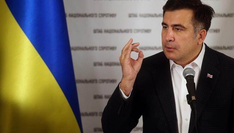 Саакашвили рассказал, сколько ему платили в США