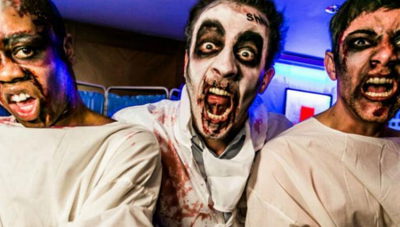 Хэллоуин 2015: куда сходить в Лондоне в октябре