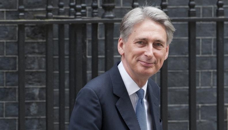 Министр иностранных дел Великобритании Филипп Хаммонд