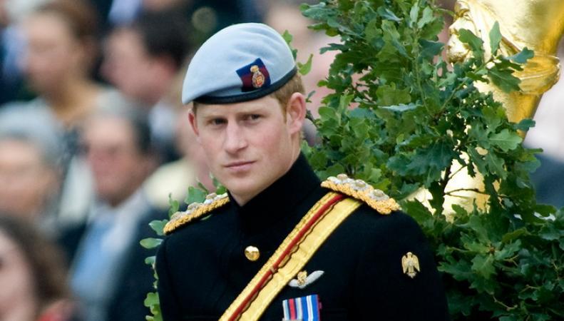 Президент США выразил благодарность принцу Гарри за службу в Афганистане