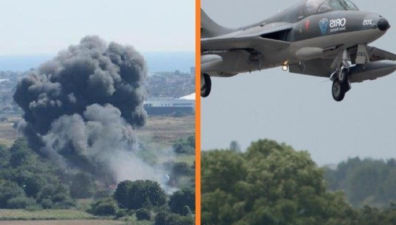 авиакатастрофа в Шорхэме