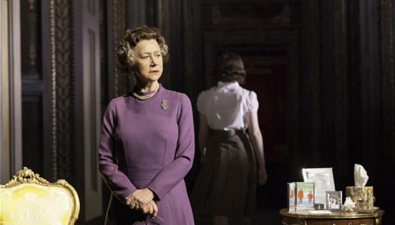 Хелен Миррен в роли Елизаветы II