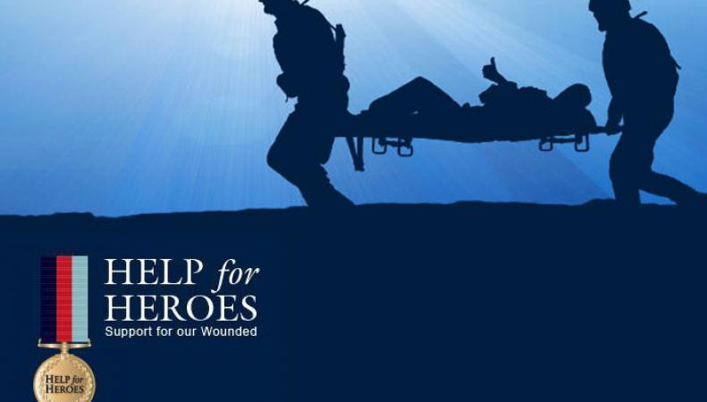 Благотворительный фонд «Help for Heroes»