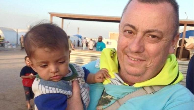 Казненный в Сирии британец Алан Хеннинг