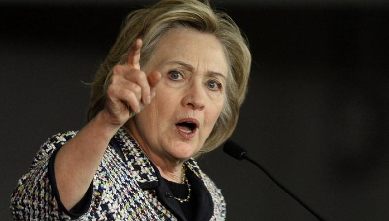 Клинтон заявила о желании сотрудничать с Россией в сирийском вопросе