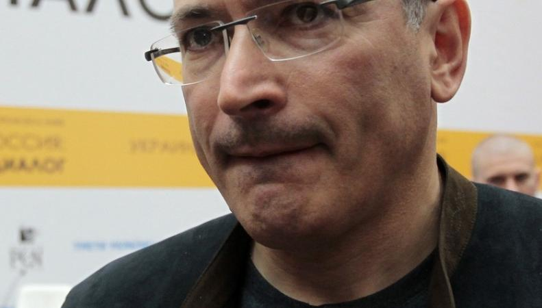 "Михаил Ходорковский, бывший глава ""ЮКОСа"""