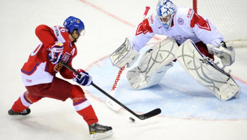хоккей Дания