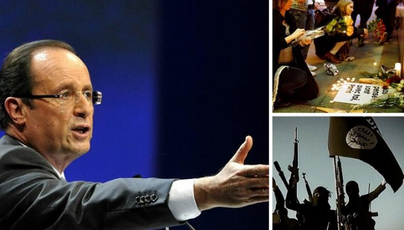 Олланд объявил войну ИГИЛ