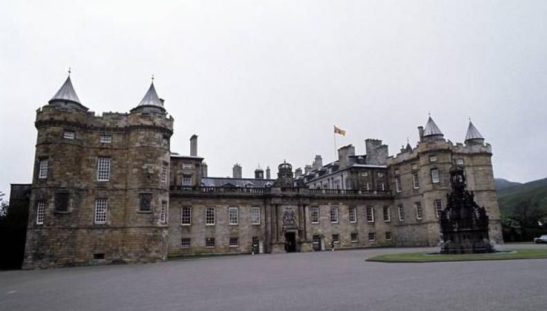 Холирудский дворец