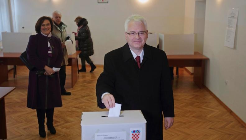 Выборы главы Хорватии