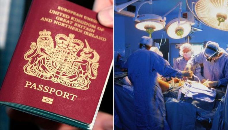 Проверка паспортов в больницах