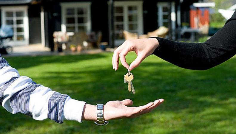 Ключи от собственного дома