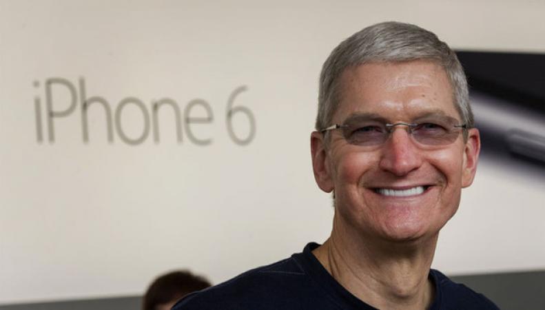 Тим Кук, корпорация Apple