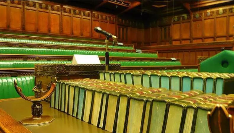Зал заседаний Палаты общин