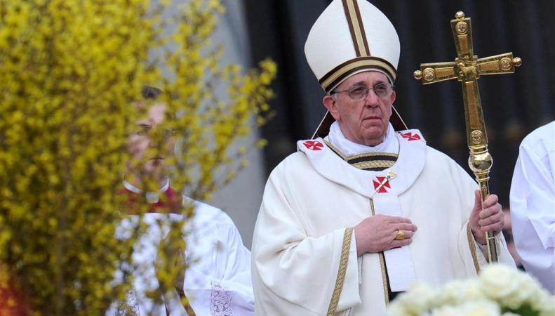Папа римский предложил отмечать Пасху вместе