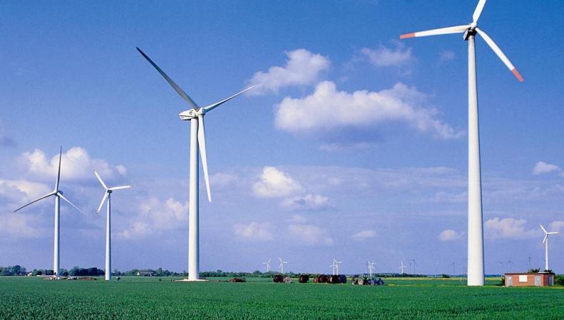 Великобритания хочет ограничить работу ветряных станций электроэнергии