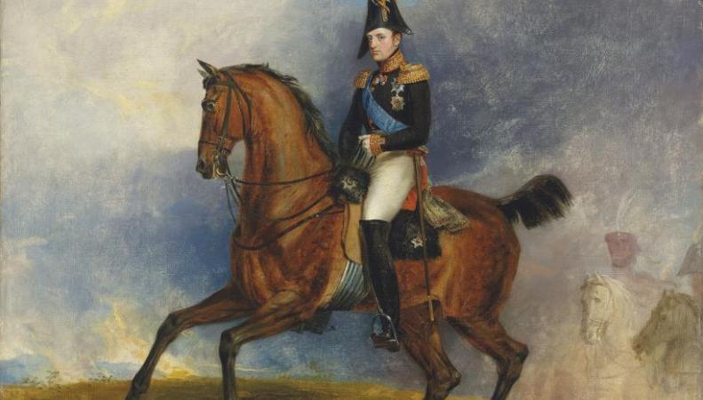 Портрет князя Николая, Портрет императора Николая I, Джордж Доу